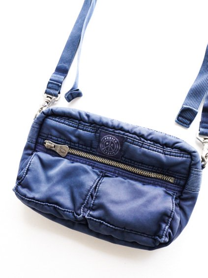 Porter Classic  S/N SHOULDER BAG S  (BLUE)2