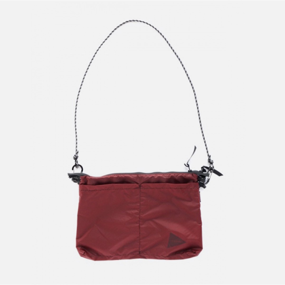 and wander sil sacoche (beige)(red)(black)2