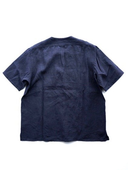 ENDS & MEANS NIZZA SHIRTS  (NAVY)4