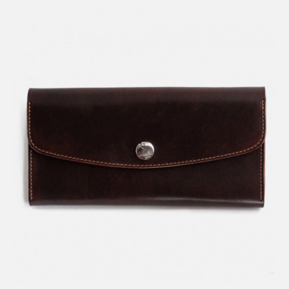 MOTO LEATHER WALLET LW2D (D.BROWN)