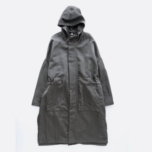 <img class='new_mark_img1' src='https://img.shop-pro.jp/img/new/icons39.gif' style='border:none;display:inline;margin:0px;padding:0px;width:auto;' />FILAMENT NYLON HEAVY TWILL COAT