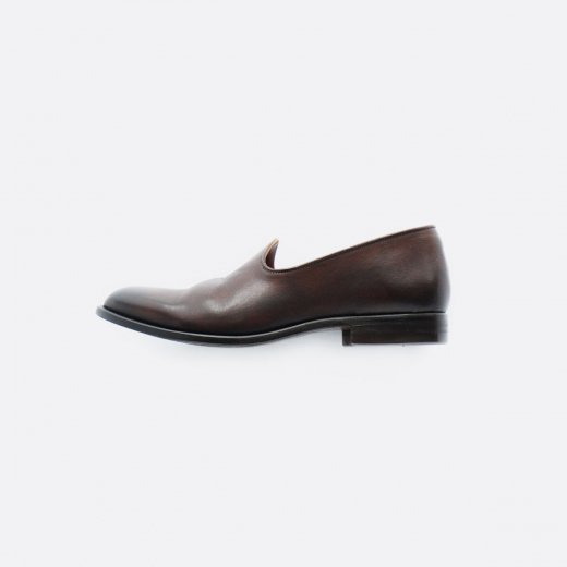 LEATHER SLIP ON #1642