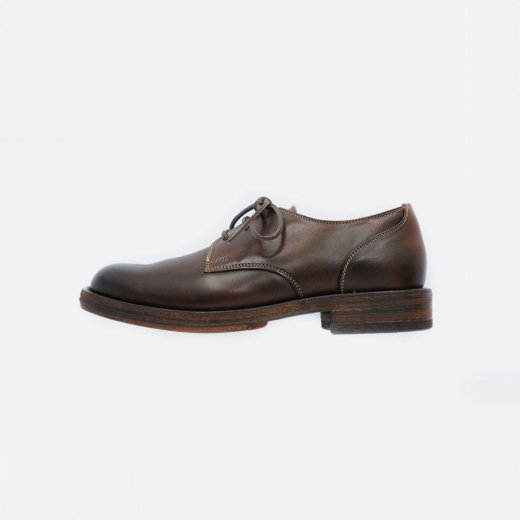 PLANE TOE OXFORD SHOES #1632