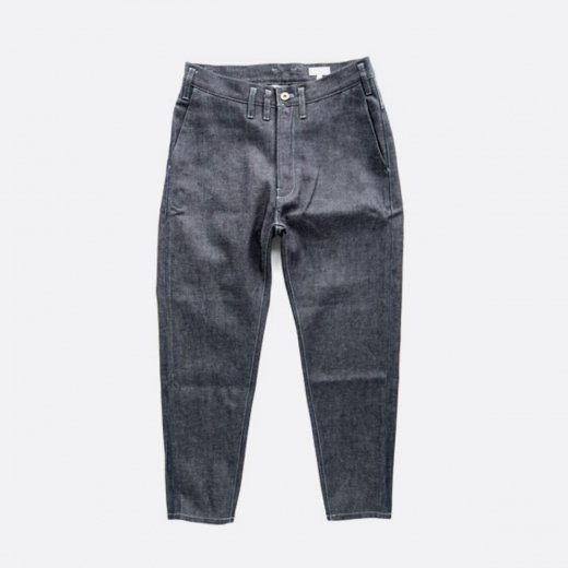 SUPIMA UNEVEN YARN  TAPERED SELVEDGE DENIM
