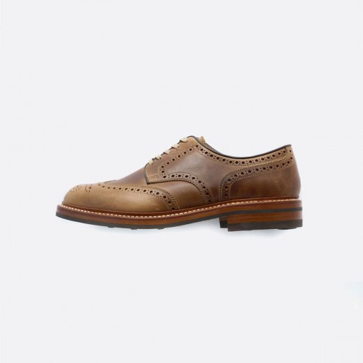 <img class='new_mark_img1' src='//img.shop-pro.jp/img/new/icons39.gif' style='border:none;display:inline;margin:0px;padding:0px;width:auto;' />CHROMEXCEL WING TIP SHOES #2102