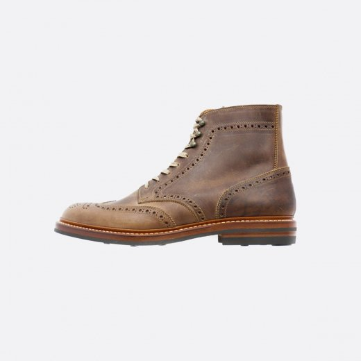 <img class='new_mark_img1' src='https://img.shop-pro.jp/img/new/icons39.gif' style='border:none;display:inline;margin:0px;padding:0px;width:auto;' />CHROMEXCEL WING TIP BOOTS #2001