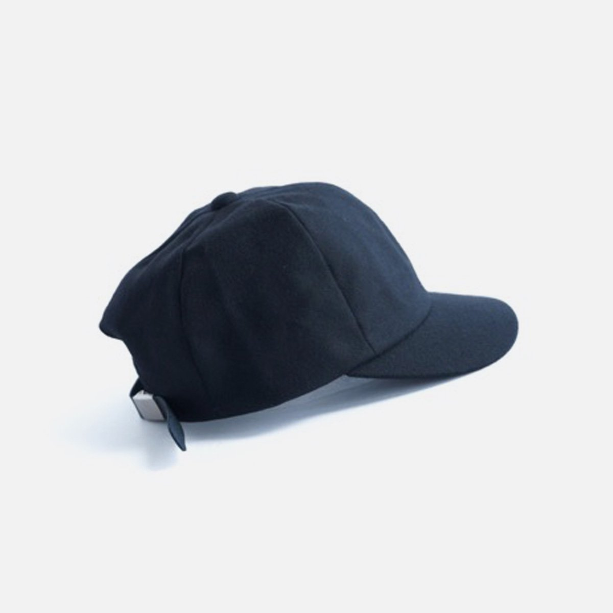 FIRMUM PLAIN WOOL CAP (BLACK)