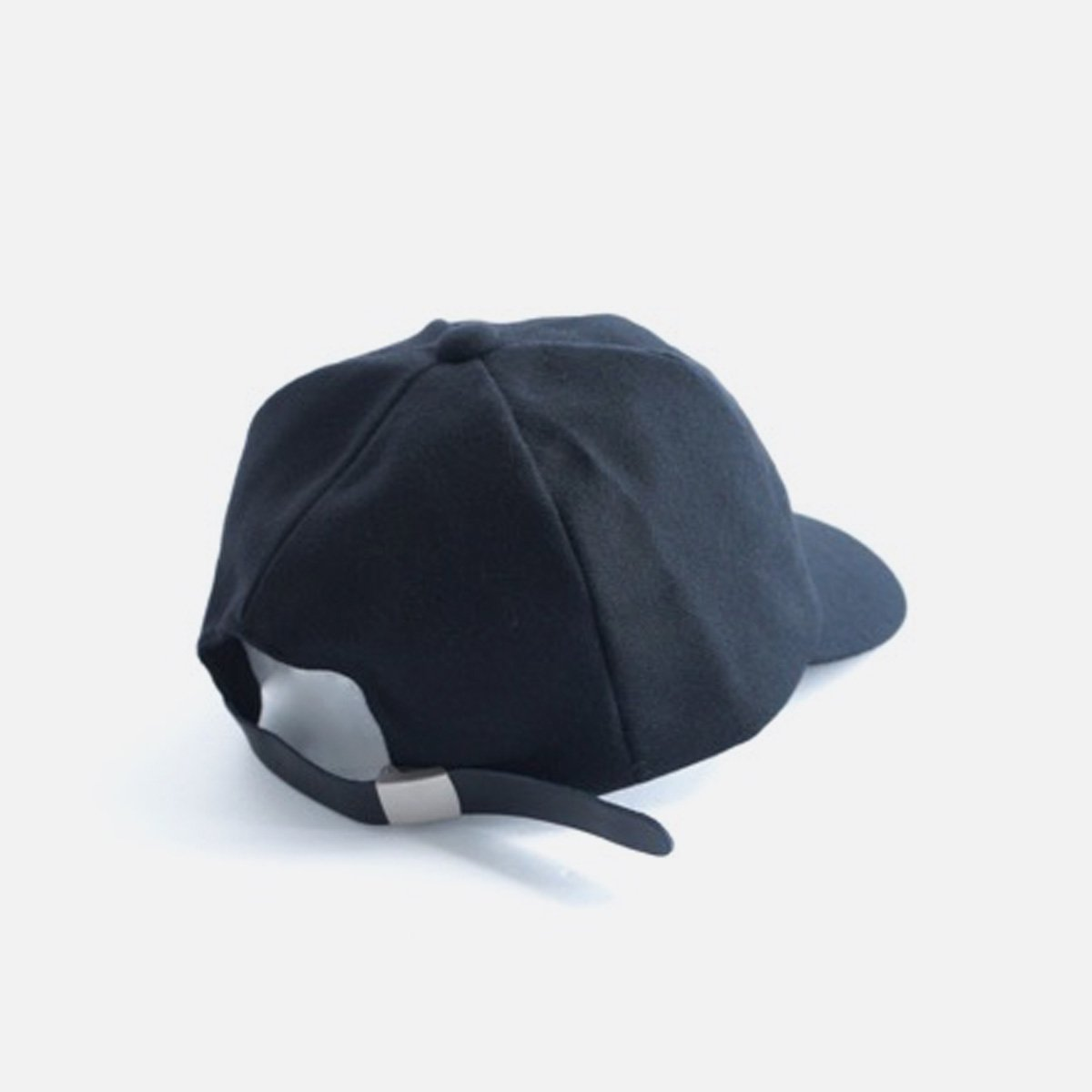 FIRMUM PLAIN WOOL CAP (BLACK)2
