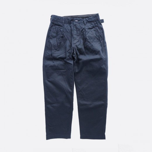 <img class='new_mark_img1' src='https://img.shop-pro.jp/img/new/icons39.gif' style='border:none;display:inline;margin:0px;padding:0px;width:auto;' />GROUND PANT -COTTON HB TWILL