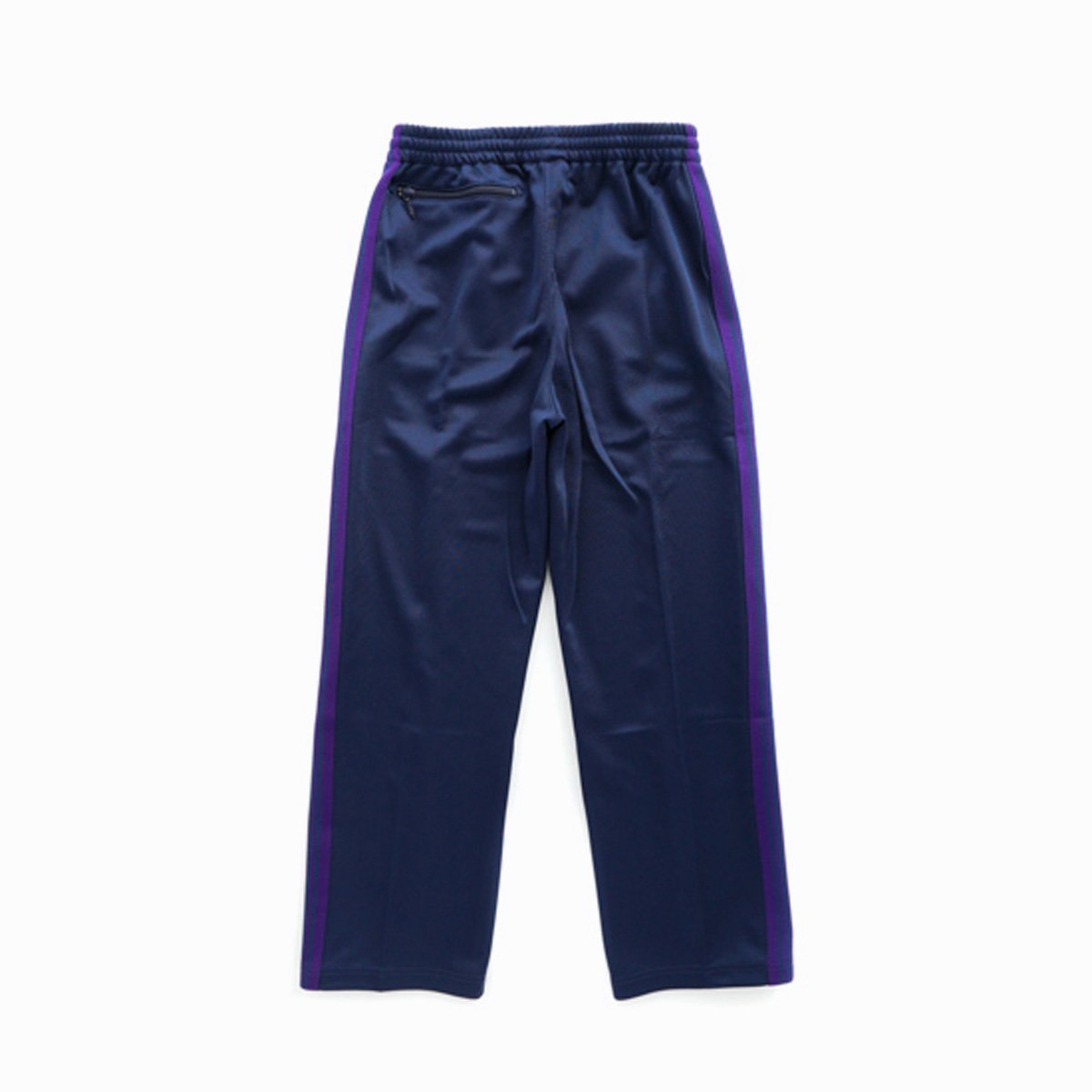 NEEDLES  TRACK PANT - POLY SMOOTH  (Navy)2