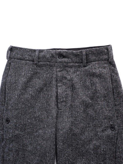 Engineered Garments  Doug Pant - Poly Wool HB  (Grey)2