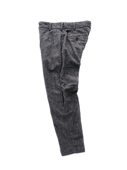Engineered Garments  Doug Pant - Poly Wool HB  (Grey)3