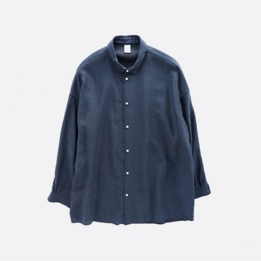 <img class='new_mark_img1' src='//img.shop-pro.jp/img/new/icons39.gif' style='border:none;display:inline;margin:0px;padding:0px;width:auto;' />LYOCELL&NYLON KARSEY DROP SHOULDER SHIRT