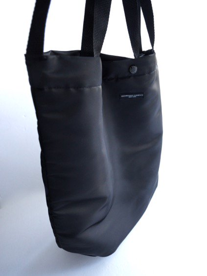 Engineered Garments Carry All Tote - Flight Satin Nylon (BLACK)4