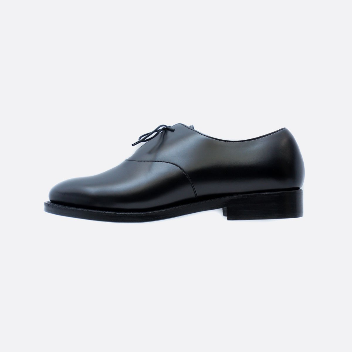 foot the coacher SINGLE EYELET (BLACK)
