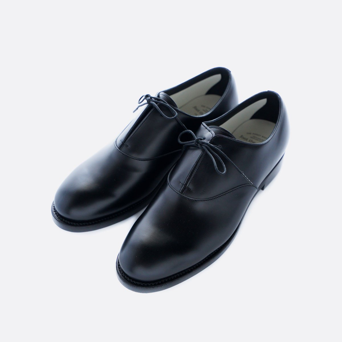 foot the coacher SINGLE EYELET (BLACK)2