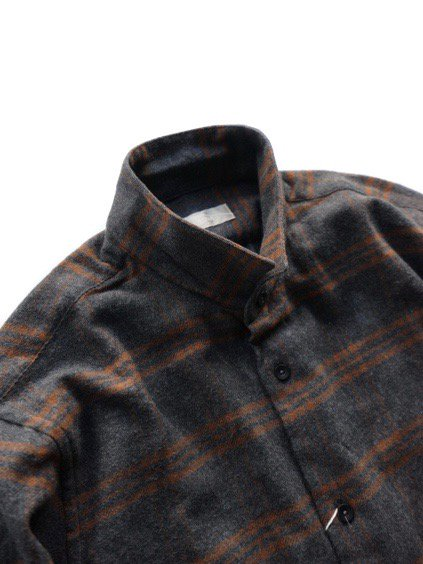 COLINA Gardener Shirts Soft Flannel  (Gray)2