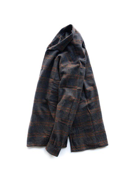 COLINA Gardener Shirts Soft Flannel  (Gray)3