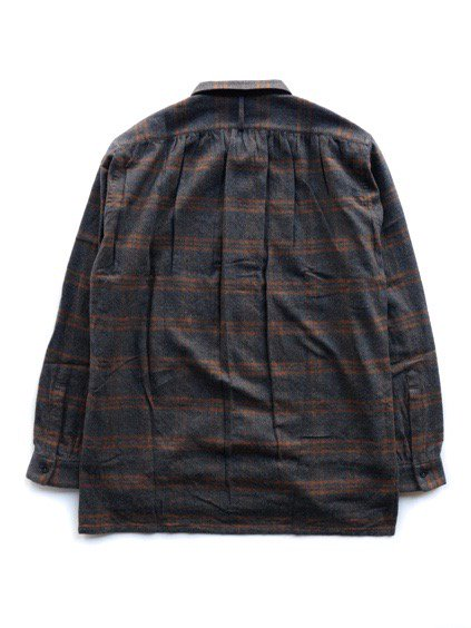 COLINA Gardener Shirts Soft Flannel  (Gray)4