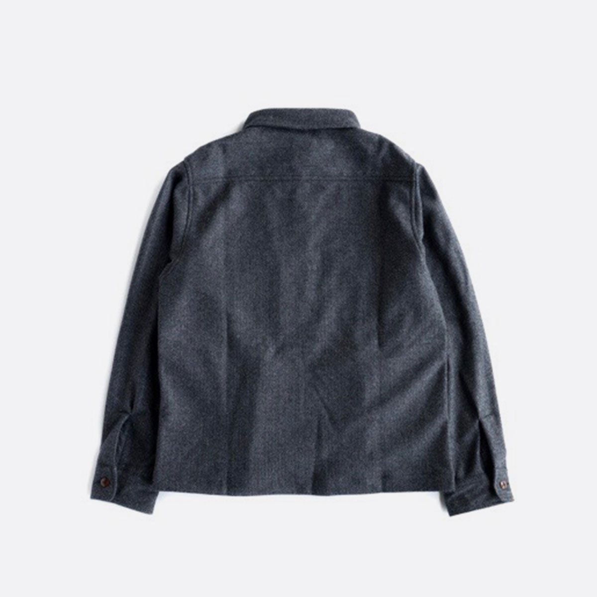 STRETCH HERRINGBONE 4POCKET BLOUSON2