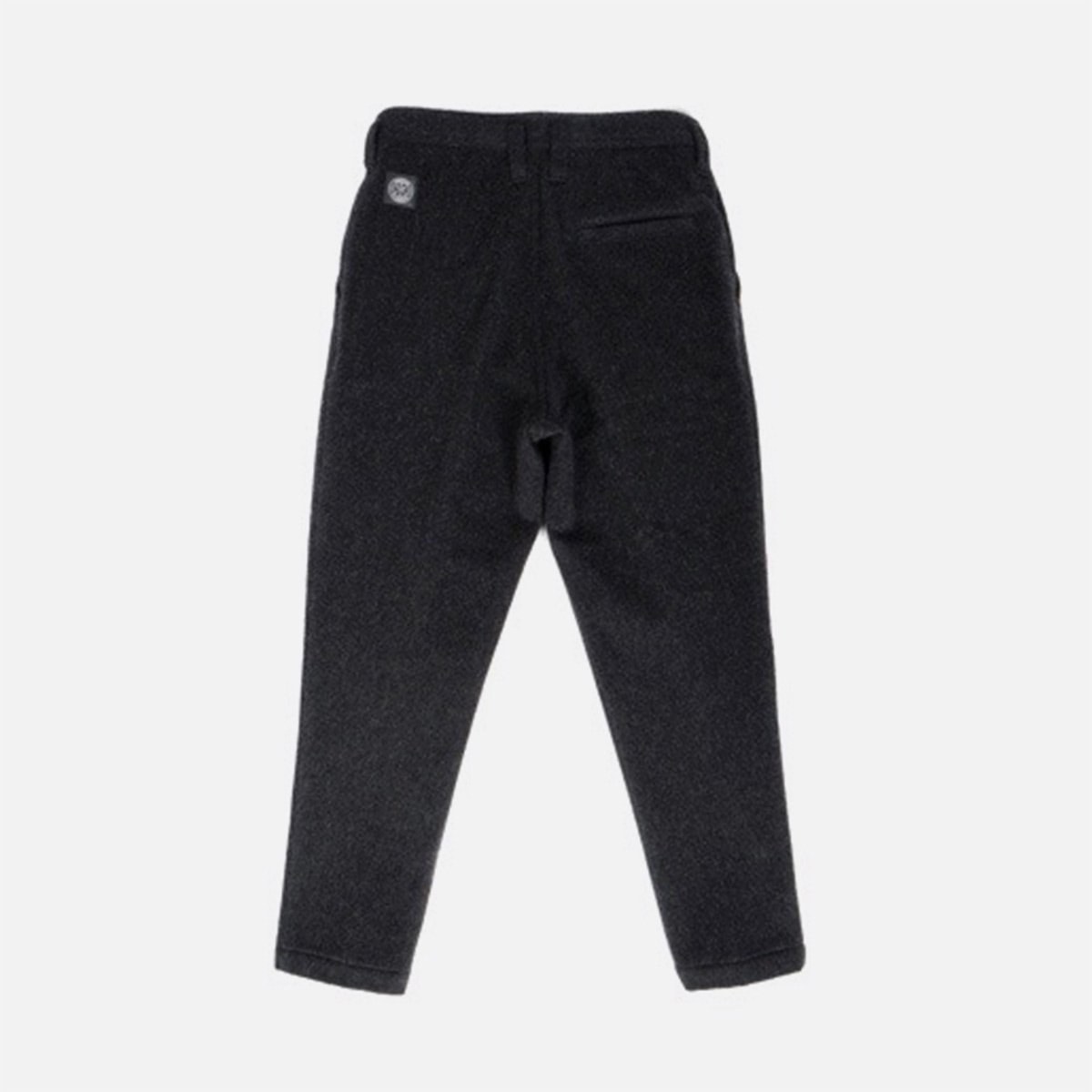 WOOL & GAUZE CROPPED PANTS2