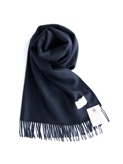 THE INOUE BROTHERS…  Large Brushed Stole (Black)2