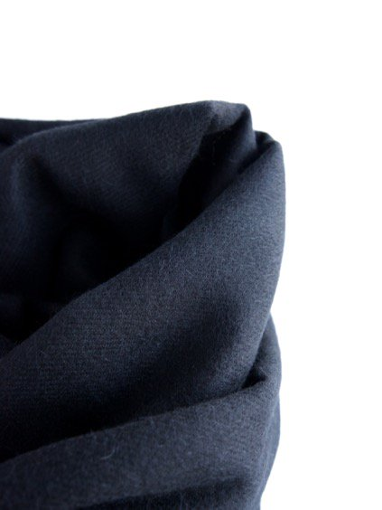 THE INOUE BROTHERS…  Large Brushed Stole (Black)3