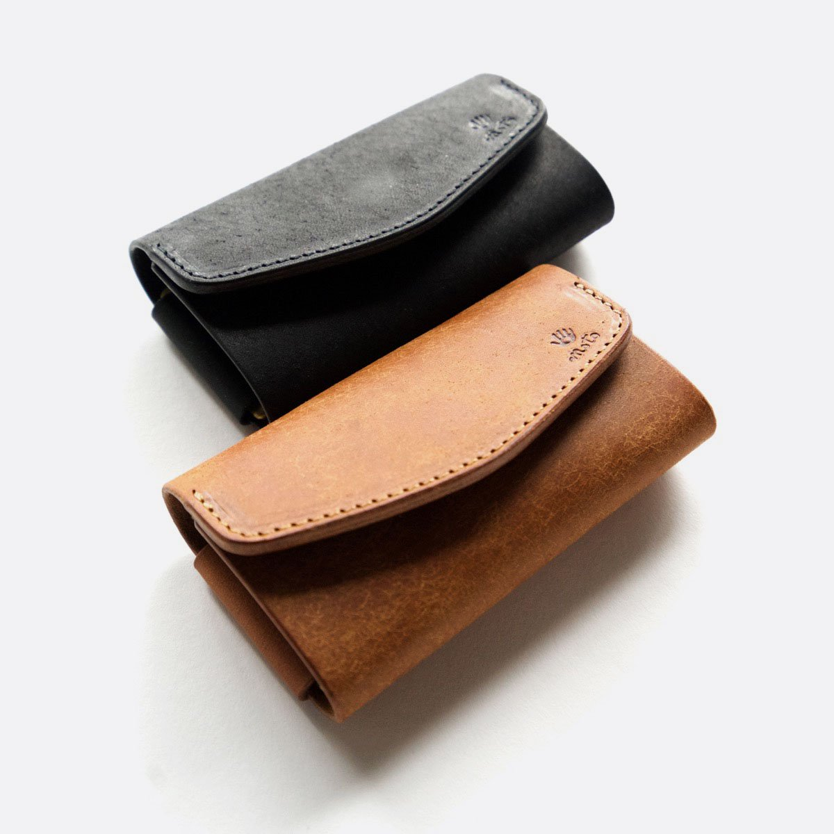 LEATHER KEYCASE #KC5R4