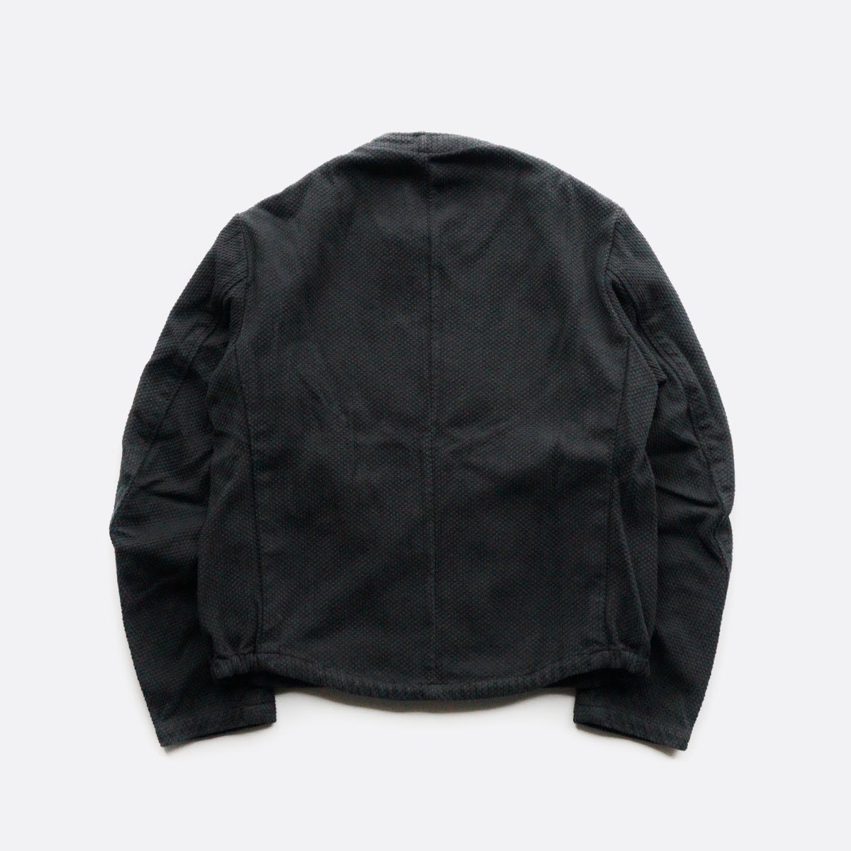 COLINA Sashiko W-Riders Jacket  (Antique black)2