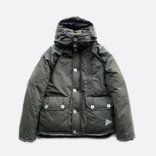 tough down jacket