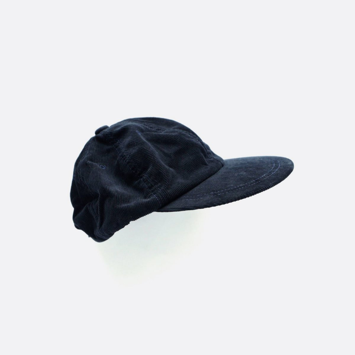 ENDS & MEANS  6PANEL CAP CORDUROY (NAVY)