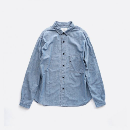 ARTWORK � VINTAGE CHAMBRAY