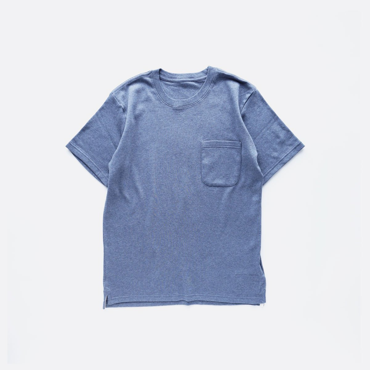 THE INOUE BROTHERS…  Pocket T-shirt (Blue)