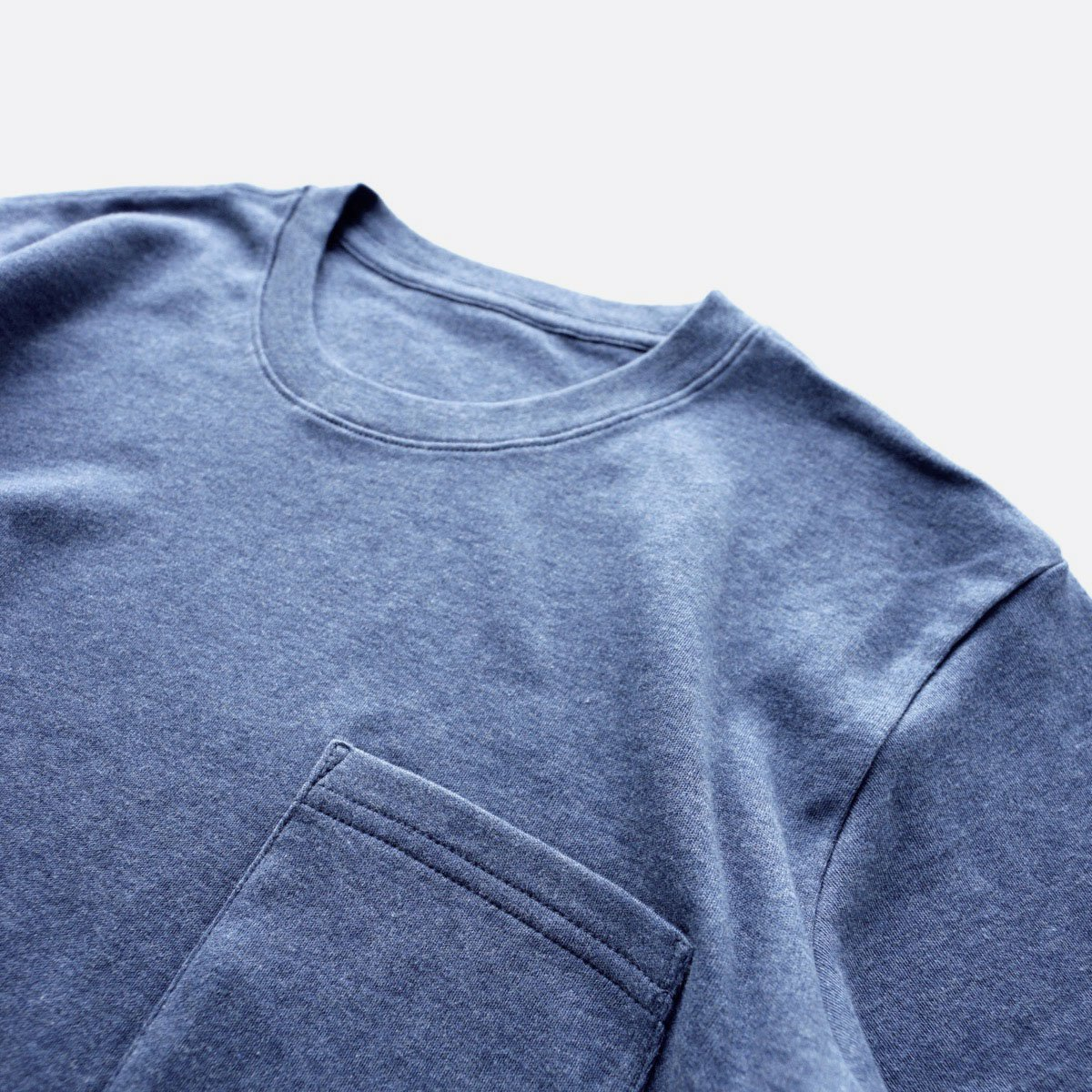 THE INOUE BROTHERS…  Pocket T-shirt (Blue)4