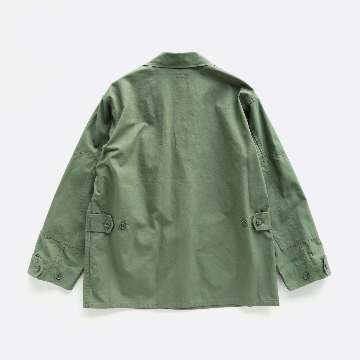 Engineered Garments  BDU JACKET - COTTON RIPSTOP (OLIVE)2