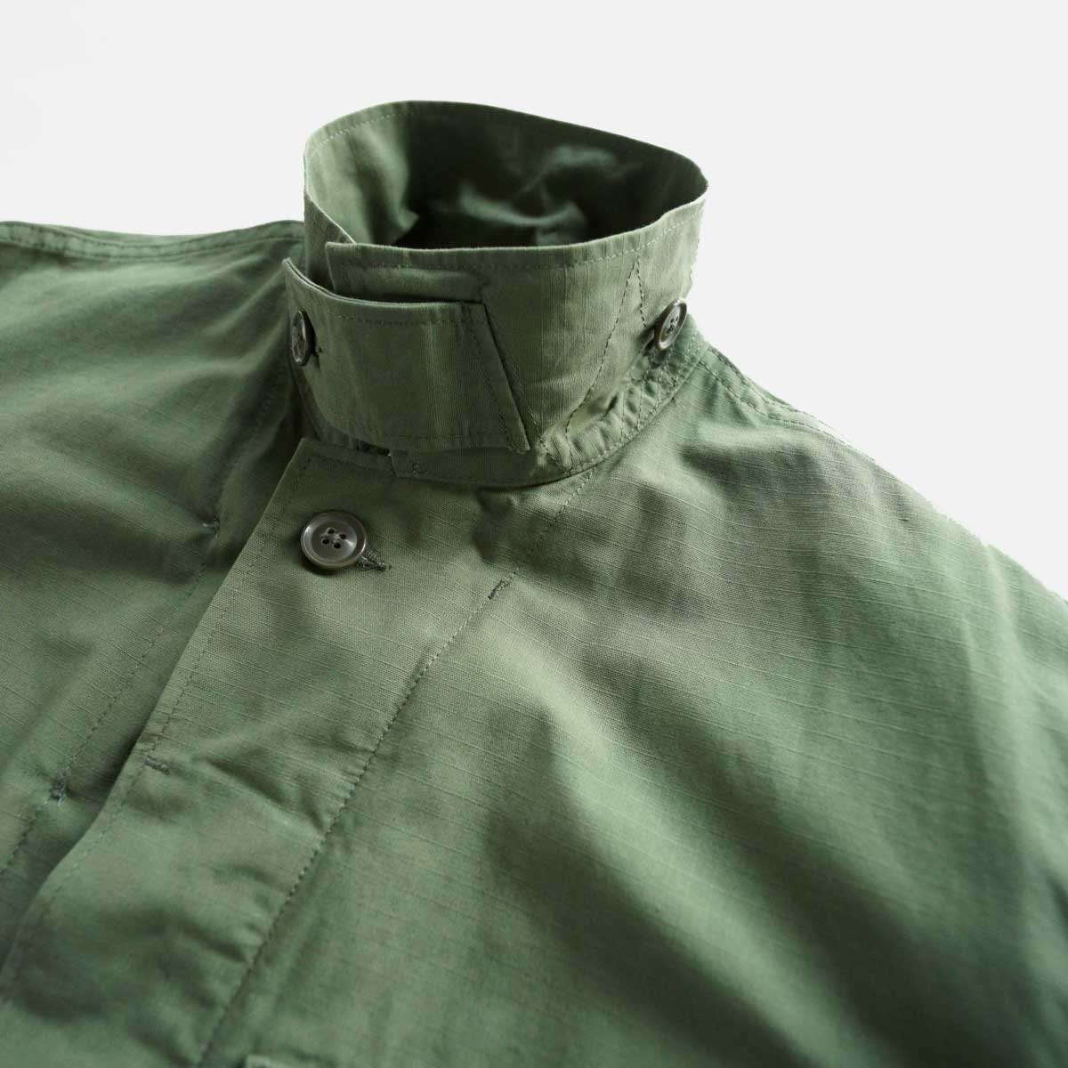 Engineered Garments  BDU JACKET - COTTON RIPSTOP (OLIVE)3