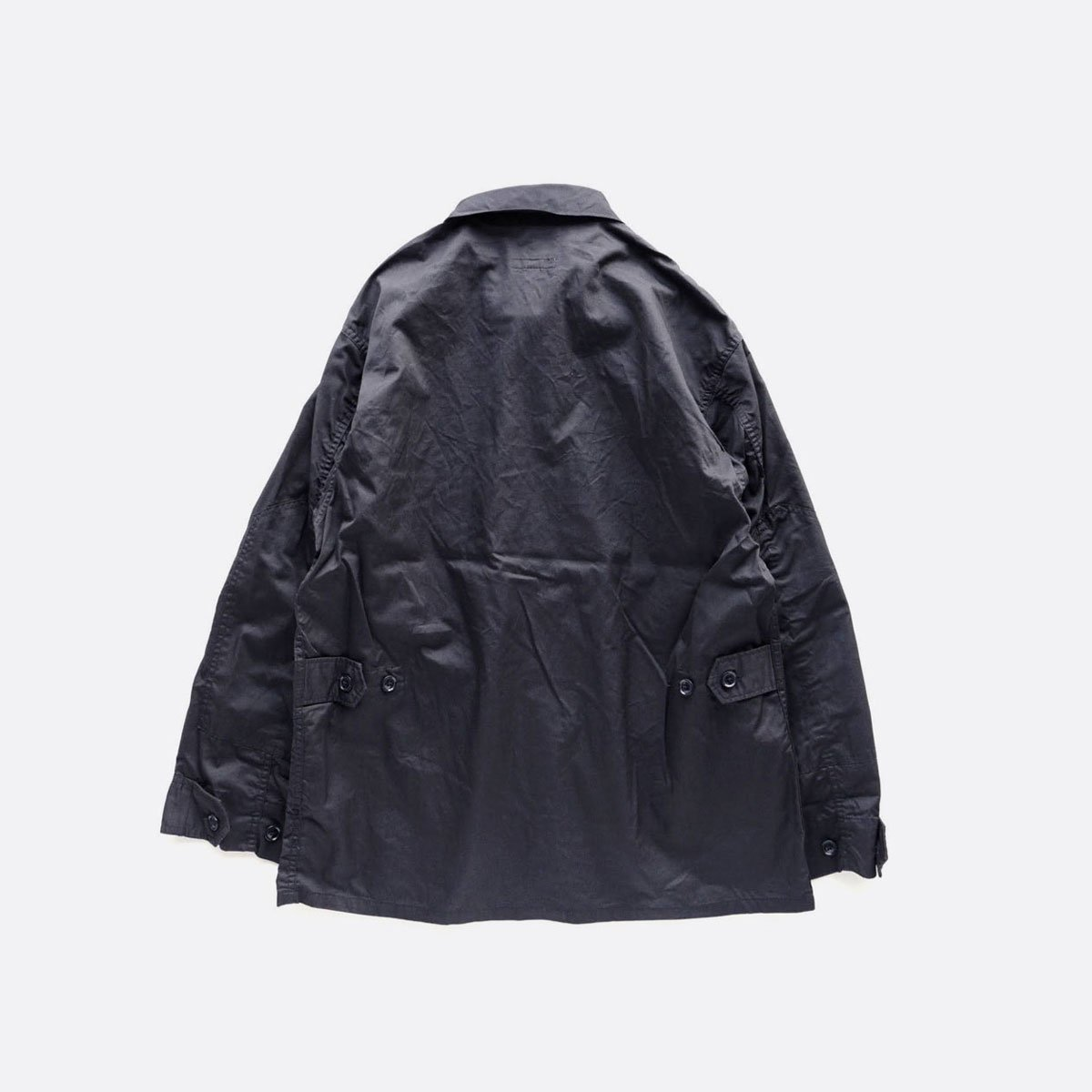 Engineered Garments BDU JACKET - HIGH COUNT TWILL  (Dk.Navy)2