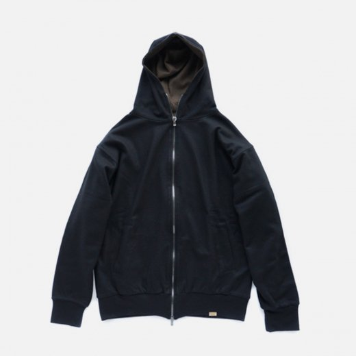 SUPER140S WASHABLE WOOL W-PARKA