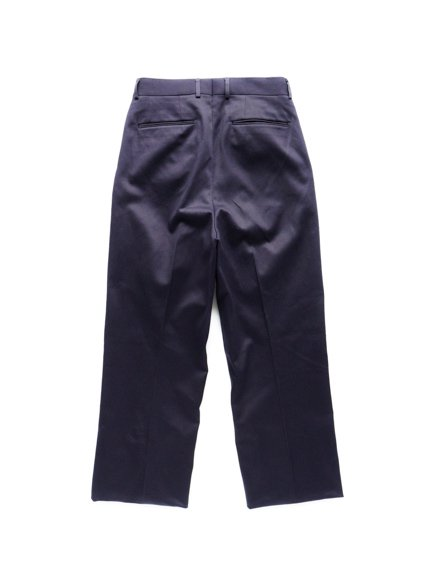 NEAT COTTON PIQUE WIDE  (NAVY)4