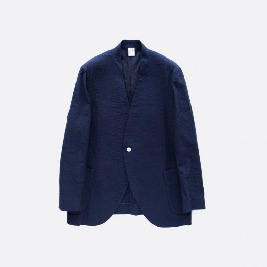SALT SHRINKING COTTON PONGEE JACKET