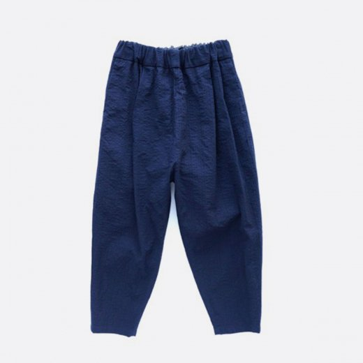 SALT SHRINKING COTTON PONGEE EASY TAPERED PANT