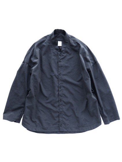 NO CONTROL AIR POLYESTER WRINKLE TAFFETA BLOUSON (black)