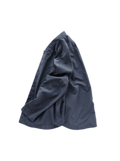 NO CONTROL AIR POLYESTER WRINKLE TAFFETA BLOUSON (black)3