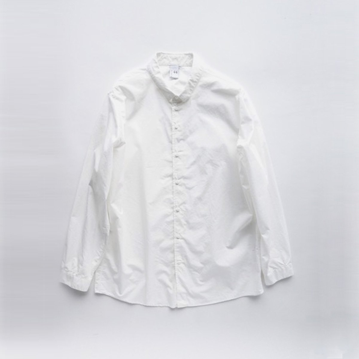 NO CONTROL AIR 60/1 SUPIMA COTTON TYPEWRITER SHIRT (off white)