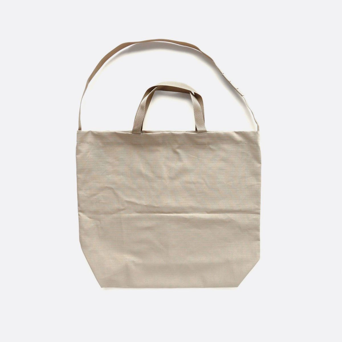 Engineered Garments Carry All Tote -Cotton Ripstop (Khaki)2