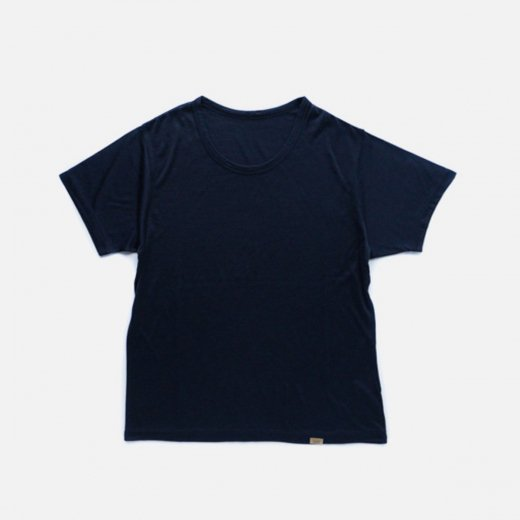 WASHABLE SILK TEE