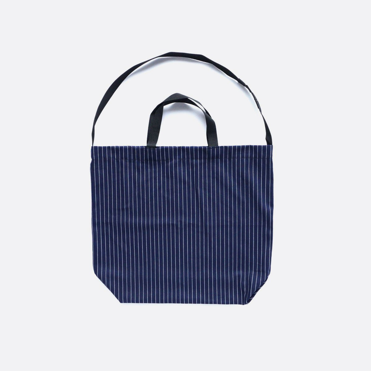 Engineered Garments Carry All Tote -Wabash St. (Indigo)2