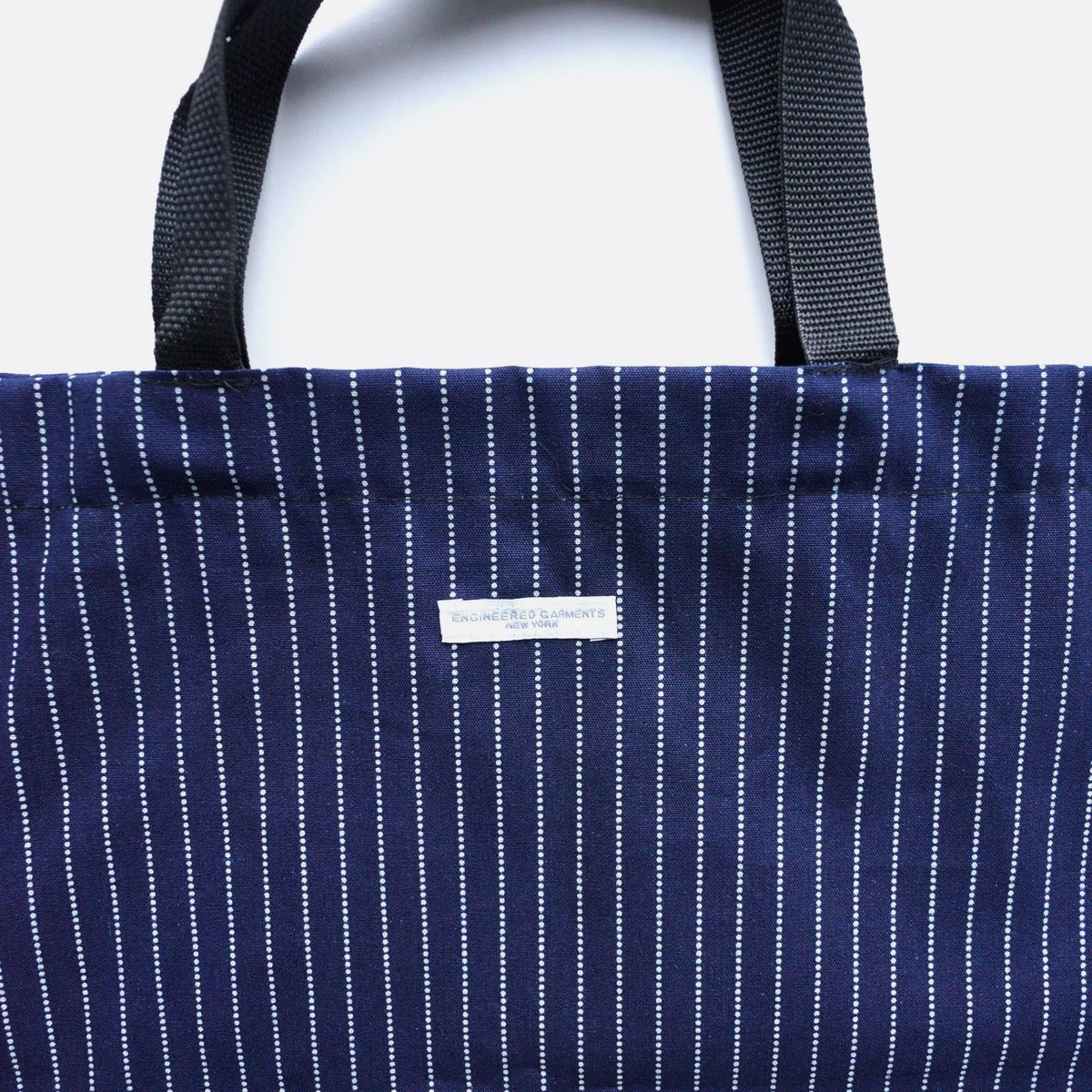 Engineered Garments Carry All Tote -Wabash St. (Indigo)3