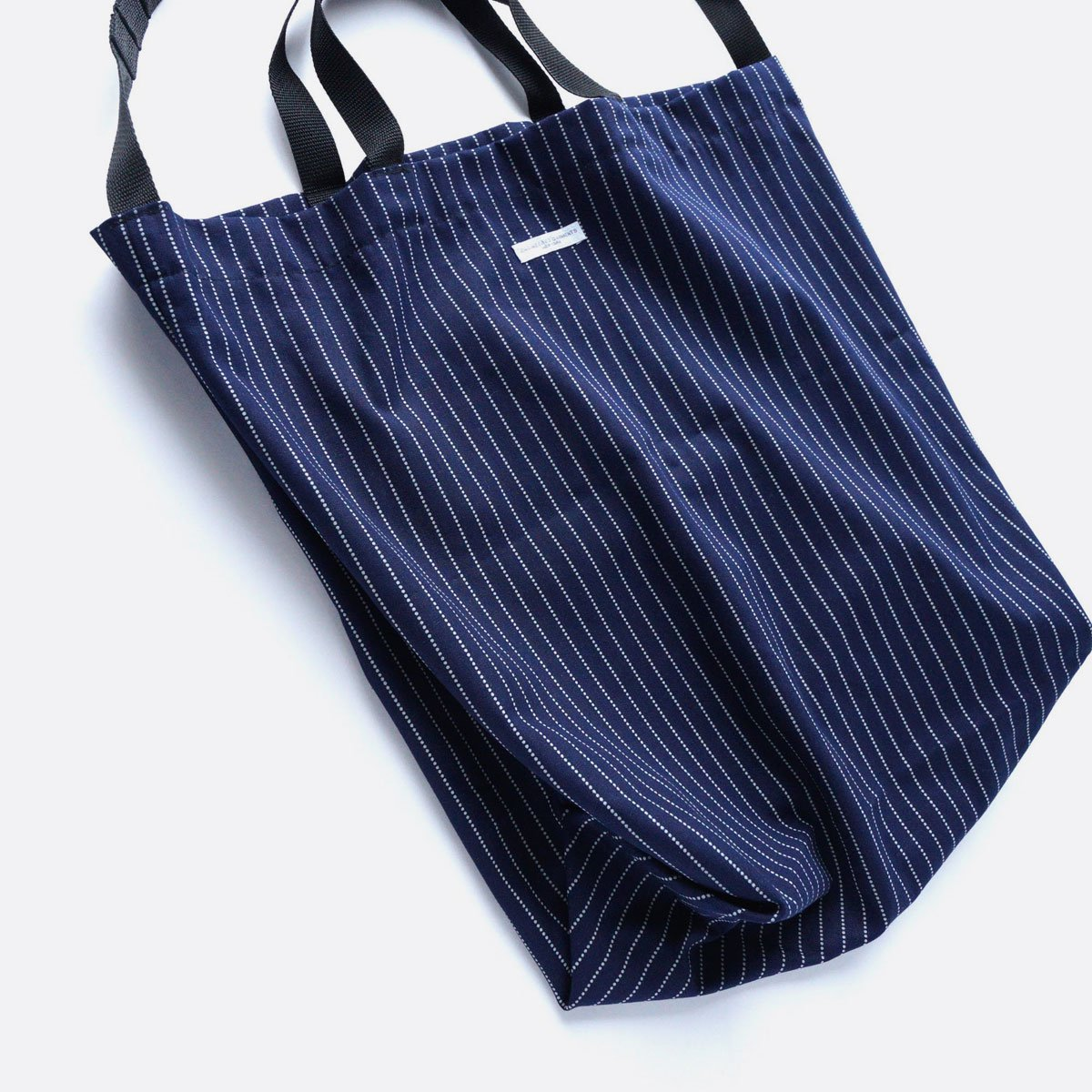 Engineered Garments Carry All Tote -Wabash St. (Indigo)4