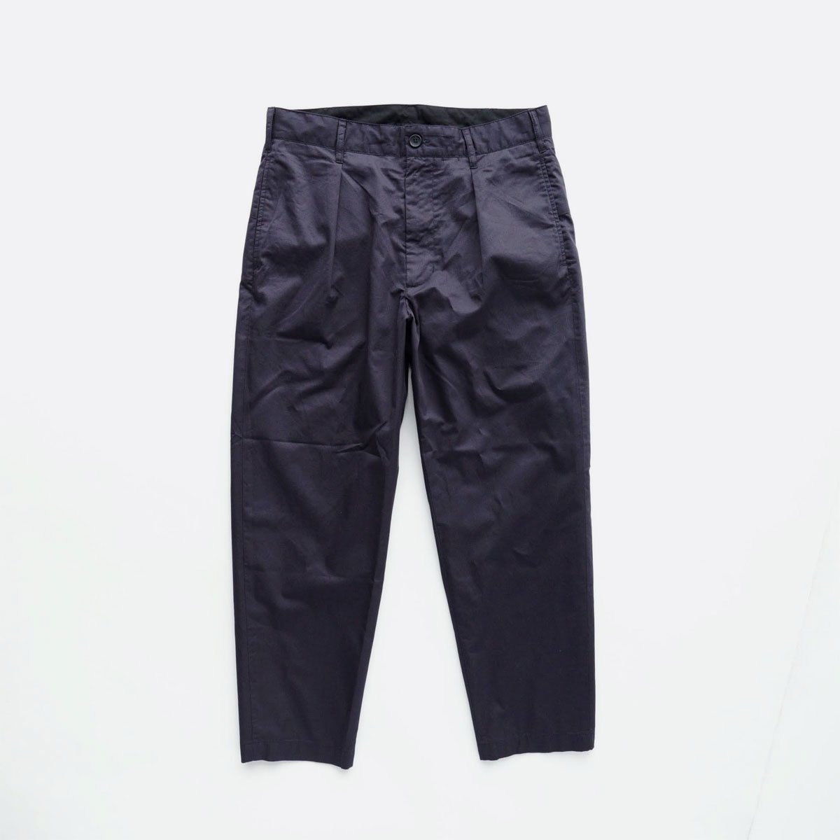 Engineered Garments  Carlyle Pant -High Count Twill  (Dk.Navy)
